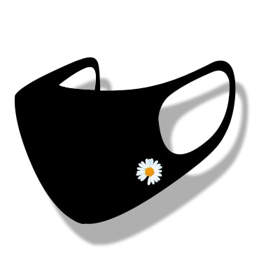G DRAGON LOGO MASK マスク[ STRETCH ANTIBACTERIAL 3D MASK ] 洗濯可能 HYOSUNG [カラーマスク]