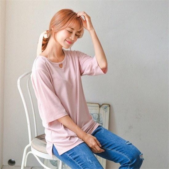 コロッケ行き来するようにコロッケゴルジティーシャツ4種セット ニット/セーター/ニット/韓国ファッション