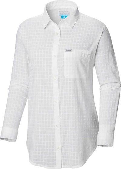 コロンビアコロンビア レディース シャツ トップス Sun Drifter II Long Sleeve Shirt