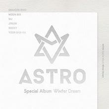 ASTRO アストロ / WINTER DREAM スペシャル·アルバム