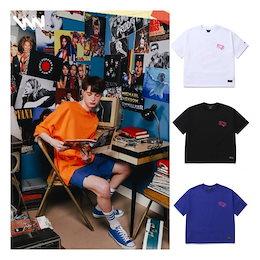 [WV PROJECT]大人気★韓国ブランドWV project controller 半袖Tシャツ4 colors