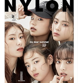 NYLON ナイロン 2020年 7月号 / カバー: ITZY / ハ·ソンウン/宇宙少女 ソラエクシ/チャ·ジョンウォン/ナム·ユンス/イ·ジュンヨン/コン·ミンジ/カン·ジヨン