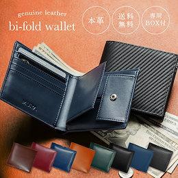 MURA 財布 二つ折り メンズ 本革 薄い 二つ折り財布財布 メンズ レディース 二つ折り 薄い 本革 小銭入れ ブランド