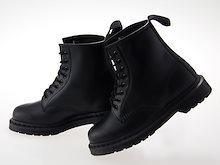 ドクターマーチン Dr.Martens 1460 MONO 8HOLE BOOT 8ホール ブーツ BLACK 黒 メンズ・レディースサイズ #14353001