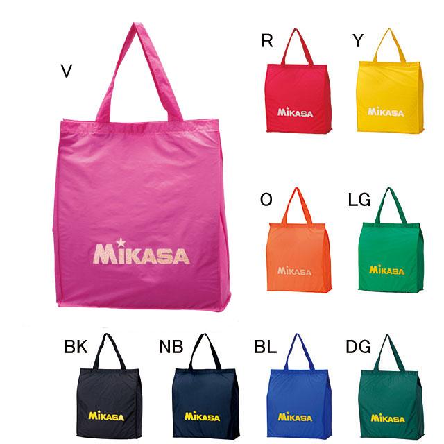 ミカサ (MIKASA) レジャーバッグラメ入り BA22 [分類:トートバッグ・エコバッグ]