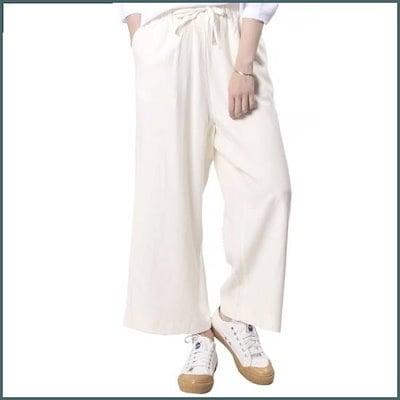 [シエロ]シルキーワイド・パンツ(SF2PTF591) /パンツ/面パンツ/韓国ファッション