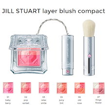 ジルスチュアート ミックス ブラッシュ コンパクト モア カラーズ JILL STUART MIX BLUSH COMPACT MORE COLORS