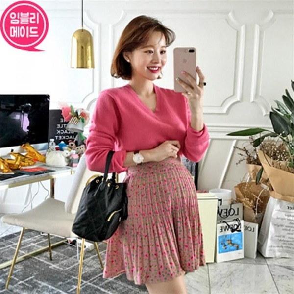 [イムアセンブリ]アセンブリデイリーキャッシュニット(Vネックver)new 女性ニット/ラウンドニット/韓国ファッション