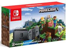 任天堂 Nintendo Switch Minecraftセット