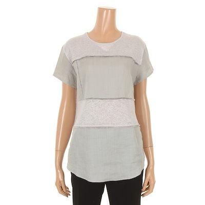 アニベエフインディアンティーシャツAW865990 ティーシャツ / ソリッド/無知ティーシャツ / 韓国ファッション