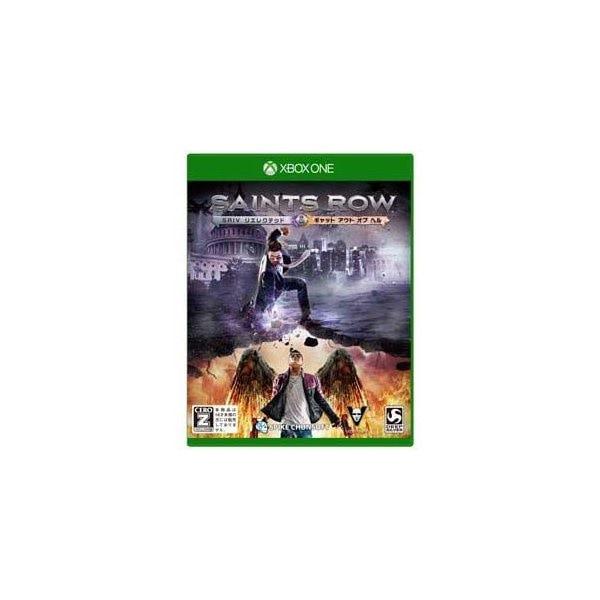セインツロウ IV リエレクテッド [Xbox One]