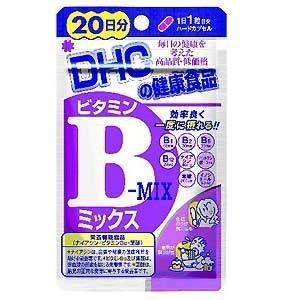 DHCの健康食品 ビタミンBミックス 20日分(40粒)【P25Apr15】