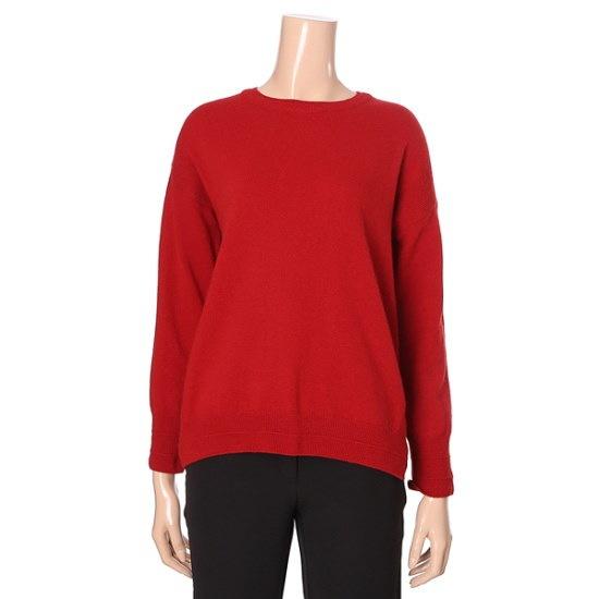 オチョクナグランのカシミヤラウンドニート71513417 ニット/セーター/韓国ファッション