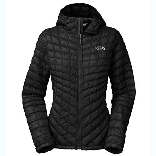 The North Face ThermoBall Hoodie - Womens TNF Black Small