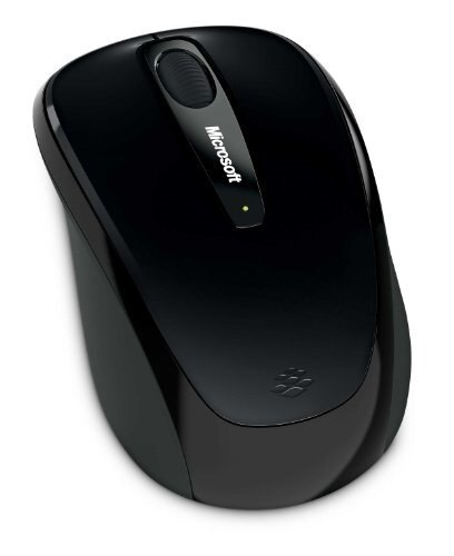 Wireless Mobile Mouse 3500 GMF-00297 [シャイニー ブラック]