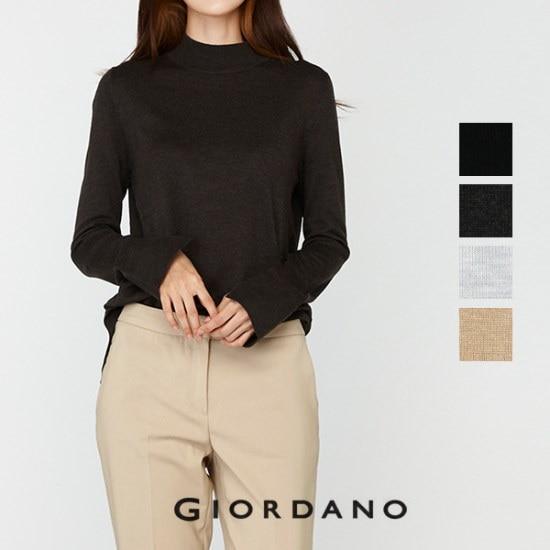 ジオダノジオダノ357907あまりタートルネックのプルオーバー ニット/セーター/ニット/韓国ファッション