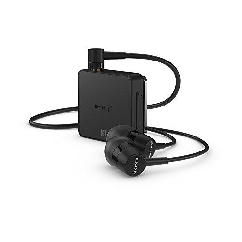 ソニー Sony ワイヤレスステレオヘッドセット ワイヤレスイヤホン Bluetooth対応リモコン・マイク付き SBH24 ブラック [並行輸入品]
