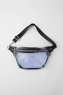 moussy ウエスト  ショルダー クリア:男女兼用 バッグ  透明