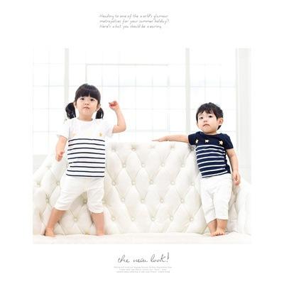 de3264261db72  Qoo10  韓国子供服親子ペアルック半袖春ファッショ   キッズ