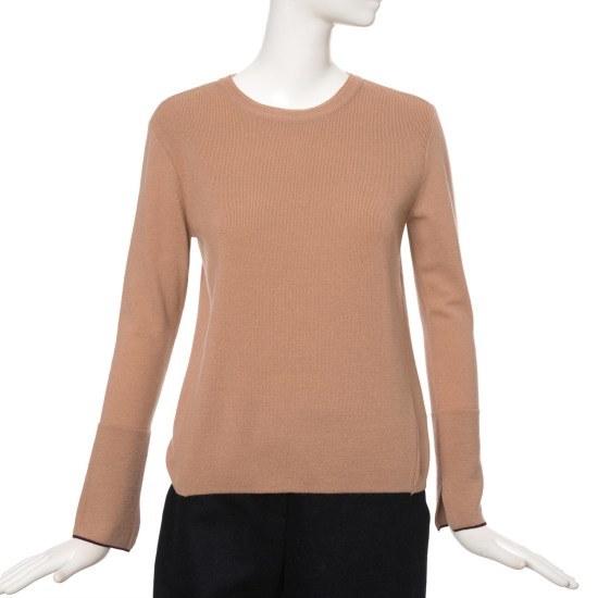 ラインの小売ギョプトゥイプニートNKPOGL03 ニット/セーター/韓国ファッション