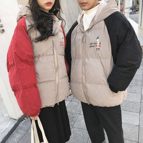 厚手 アウター・ジャケット・コート/コートパーカー★ペアルックコート  大きいサイズ