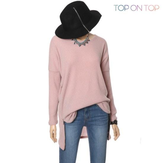 タプオンタプタプオンタプアレルヤンジポニートTP164805 ニット/セーター/ニット/韓国ファッション