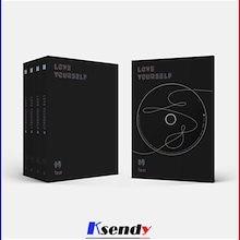 BTS / LOVE YOURSELF 轉 Tear / 3RD アルバム /バージョン選択/CD+フォトブック+ミニブック+フォトカード+スタンディングフォト / 防弾少年