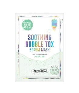 MEDIHEAL Soothing Bubble Tox Serum Maskフェイシャルスキンケアコスメティックスフェイスレディース韓国製