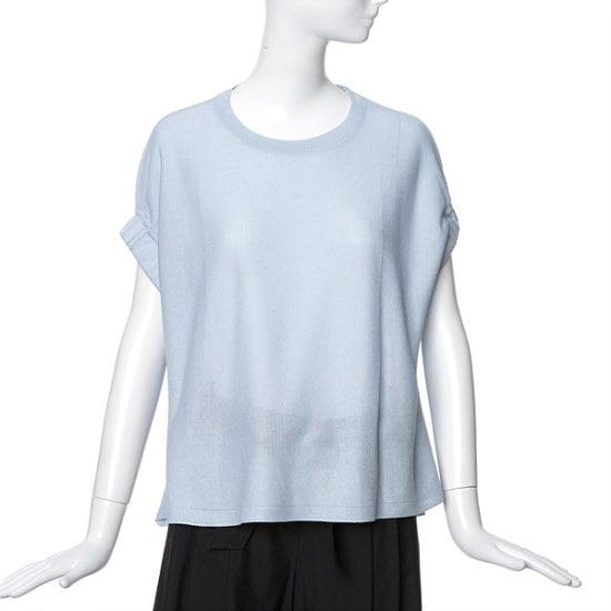 ライン両頭小売ダンカラニートNKPOGF61 ロングニット/ルーズフィット/セーター/韓国ファッション