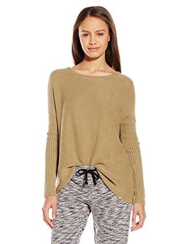 Volcom Juniors Take It On Sweater, Army, Medium