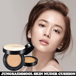 [JUNGSAEMMOOL] ジョンセンムル スキンヌーダークッション/ スキンヌーダークッションEssential Skin Nuder Cushion / 本品14g+詰め替え14g