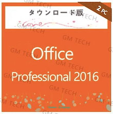 [2 PC]永年版 Office 2016  Professional for Windows 日本語対応 +Access + Publisher