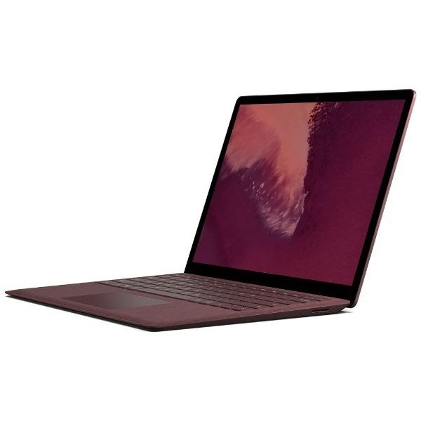 Surface Laptop 2 LQN-00037 [バーガンディ]