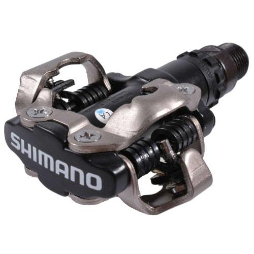 S1113 シマノ(SHIMANO) SPDペダル PD-M520 ブラック EPDM520L