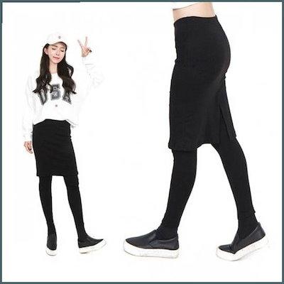 [Hスタイル][行き来するように/Hスタイル]BB/の後ろの開けたこと5部スカートはレギンス /パンツ/レギンス/ジェギンス・パンツ/韓国ファッション