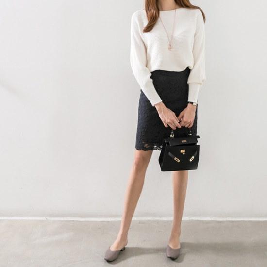 ペッパースタイル香織ニット104409 ニット/セーター/ニット/韓国ファッション