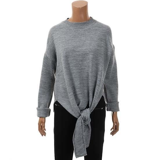 エッジマインバッチポイントニートJAG4KR2268WT ニット/セーター/韓国ファッション