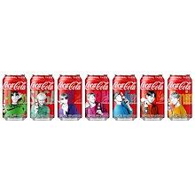 ☆ 【メンバー選択可】BTS 防弾少年団 x コカコーラ Coca-Cola 缶バージョン Special Edition