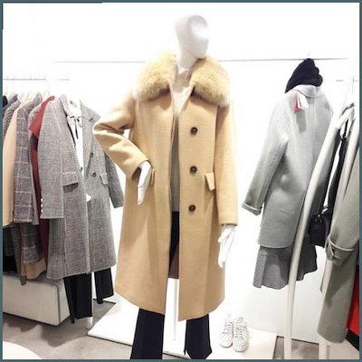 JJ JIGOTT PNC02ルージュピッモコートGHC A0 CT37[19620271029] /ポコート/コート/韓国ファッション