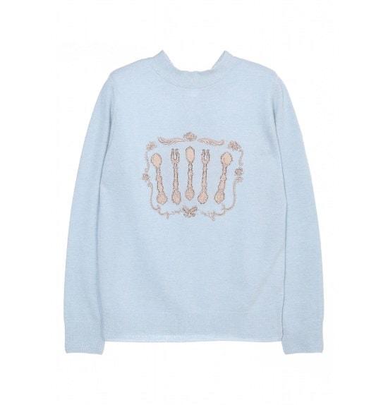 オズセカンドFoming knit 2WMR4KU06400037 ニット/セーター/パターンニット/韓国ファッション