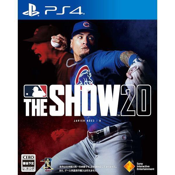 MLB The Show 20 [英語版] [PS4]