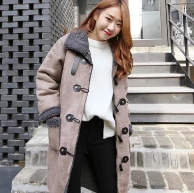 2016 秋冬ファッション冬服軽くて暖かくふわふわの綿入りマントコート防寒・激暖・加厚!超暖かい高品質裏起毛!真冬でもあったかい♪ 冬服 冬ファッション