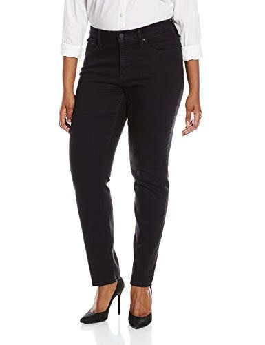 Levis Womens Plus-Size 311 Plus Size Shaping Skinny Jean, Soft Black, 20 Plus