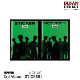 StickyVer 2種選択 初回ポスター NCT 127 正規3集 STICKER