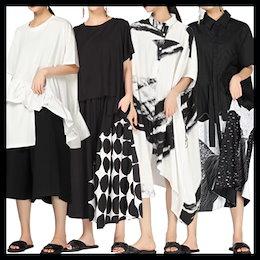 韓国ファッション、超低価パルス販売、自社設計生産、カジュアルTシャツ、カジュアルシャツ、ワンピース、カジュアルパンツ、ロングスカート、パンタロン、