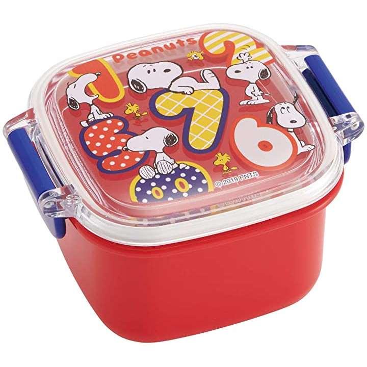 弁当箱 おかず入れ おかず容器 スヌーピー ナンバー ピーナッツ 160ml RC1A(ミニ おかず容器 おかず入れ スヌーピー ナ 160ml)
