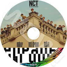 【KPOP DVD】♡♥NCT 2018 PV/TV ♡♥ Black on Black BOSS TOUCH GO ♡♥ NCT エヌシーティー NCTU  NCT127 NCT DREAM ♡♥