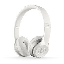 【訳アリ品当店1週間保証】Beats by Dr.Dre Solo2  オンイヤーヘッドホン ホワイト MH8X2PA/A