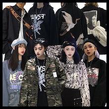 销售中 AD Plus用100Q金币可能投标 国内発送、送料無料 送料無料韓国ファッション-スカート-ブラウス-Tシャツ-長袖-ドレス-韓国-ファッション- パンツ-ビッグサイズ-ワン