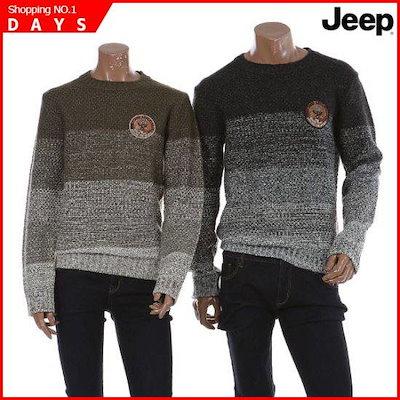 [ジープ]男女共用グラデーションニート(JH4KTU003) / ニット/セーター/ニット/韓国ファッション